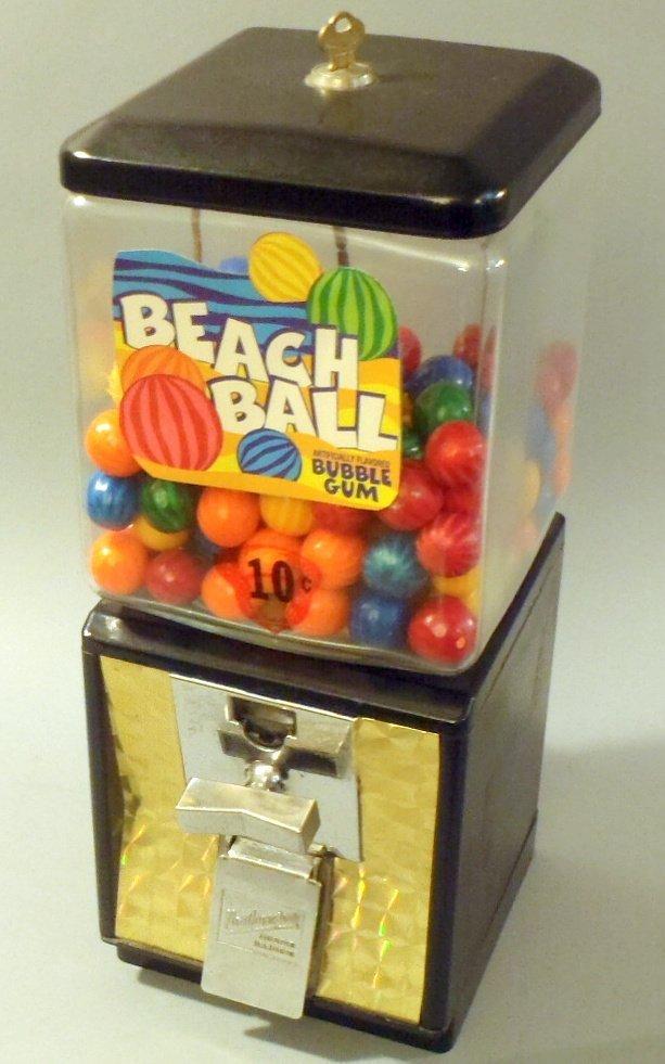 Northwestern Morris Illinois candy machine