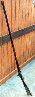 Tryon Philadelphia flintlock rifle