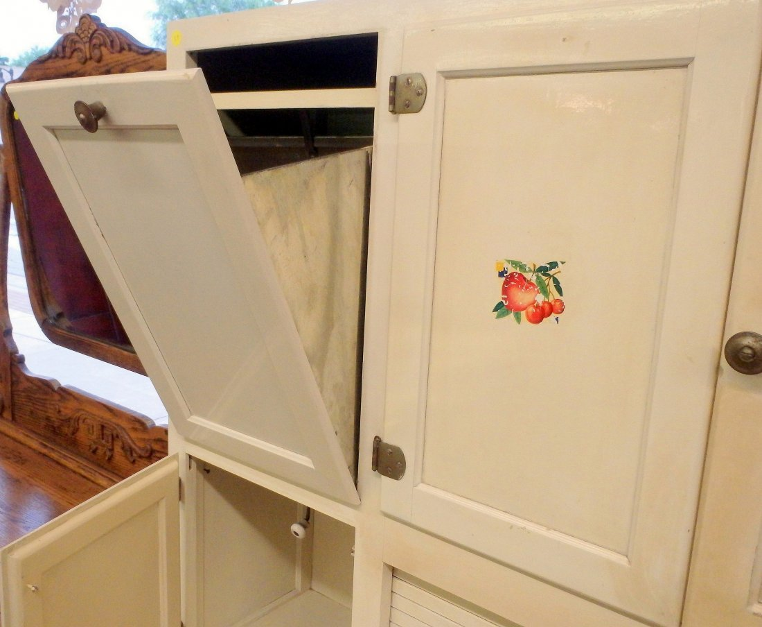 Sellers Kitchen Cabinet - 3