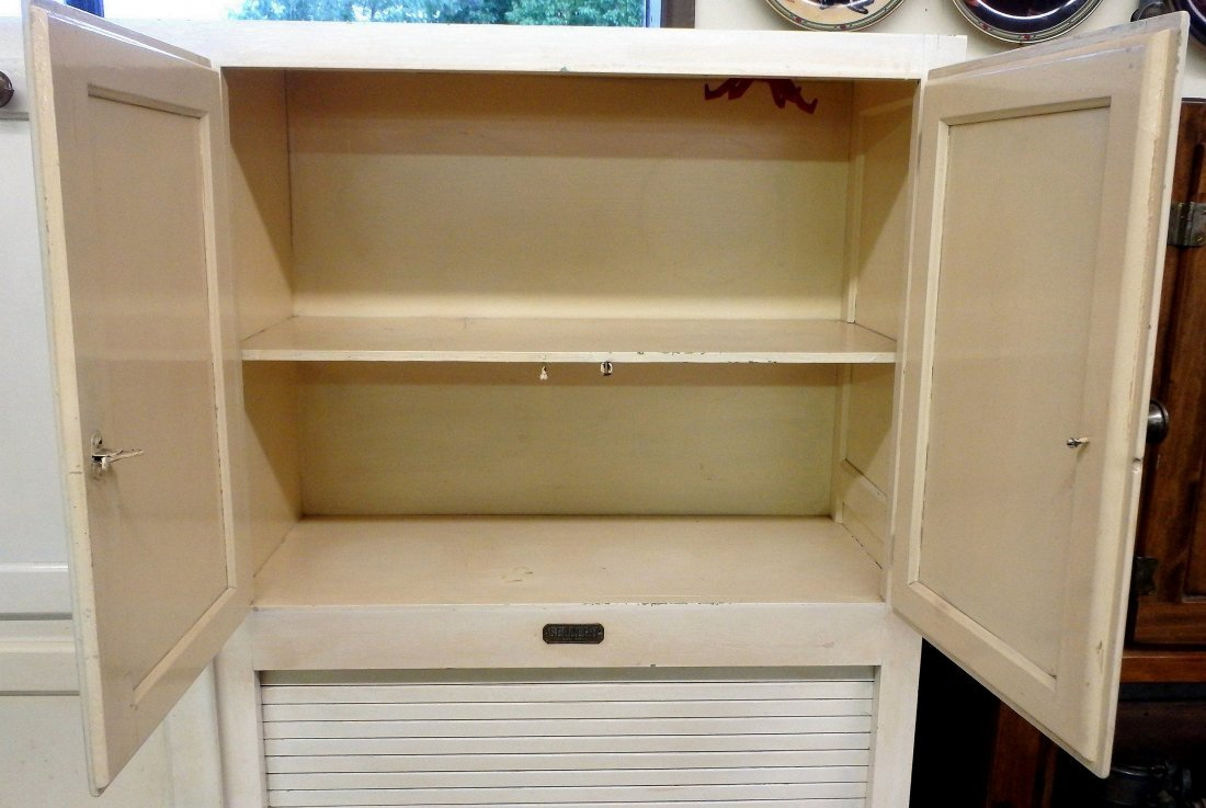 Sellers Kitchen Cabinet - 6