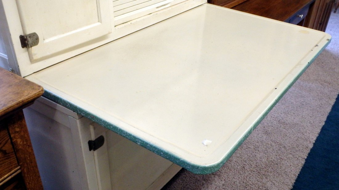 Sellers Kitchen Cabinet - 7