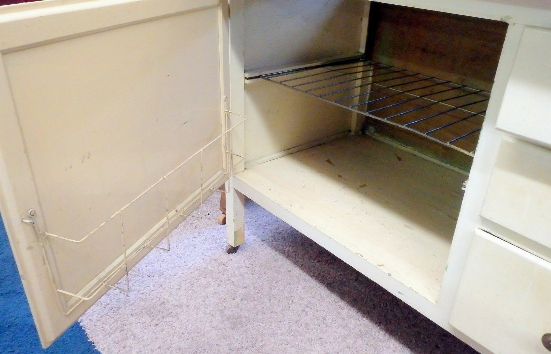 Sellers Kitchen Cabinet - 8
