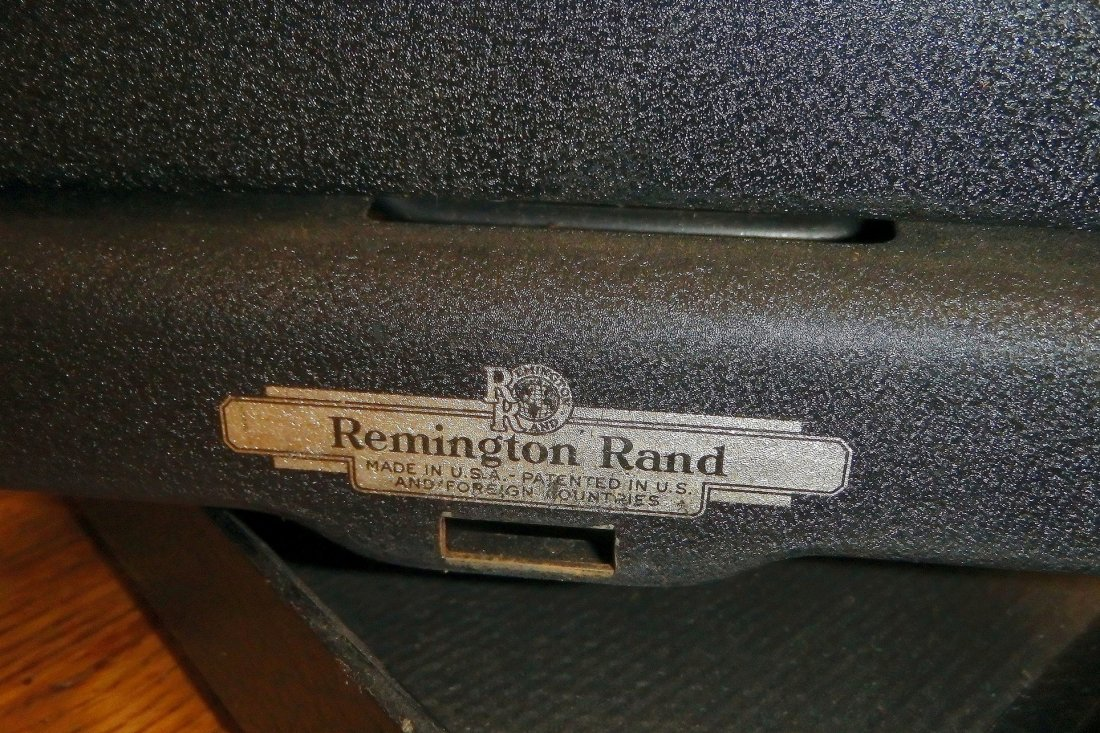 Remington Rand Portable Typewriter Model 5 - 3