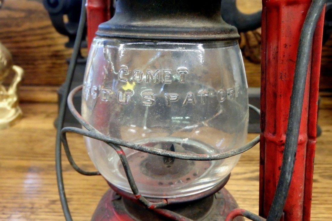 Dietz Comet Lantern - 3