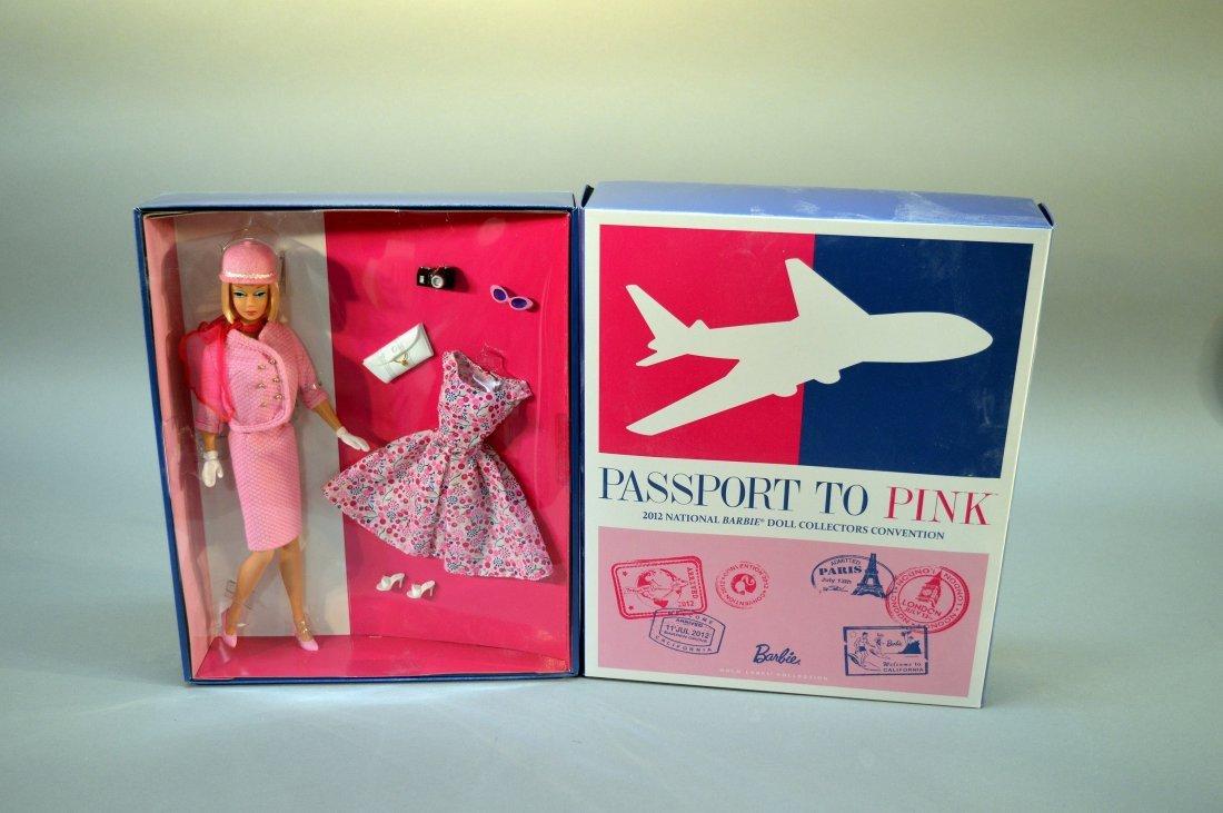 Passport to Pink