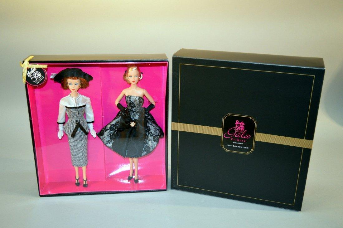 Gala Tribute 2-Barbie set