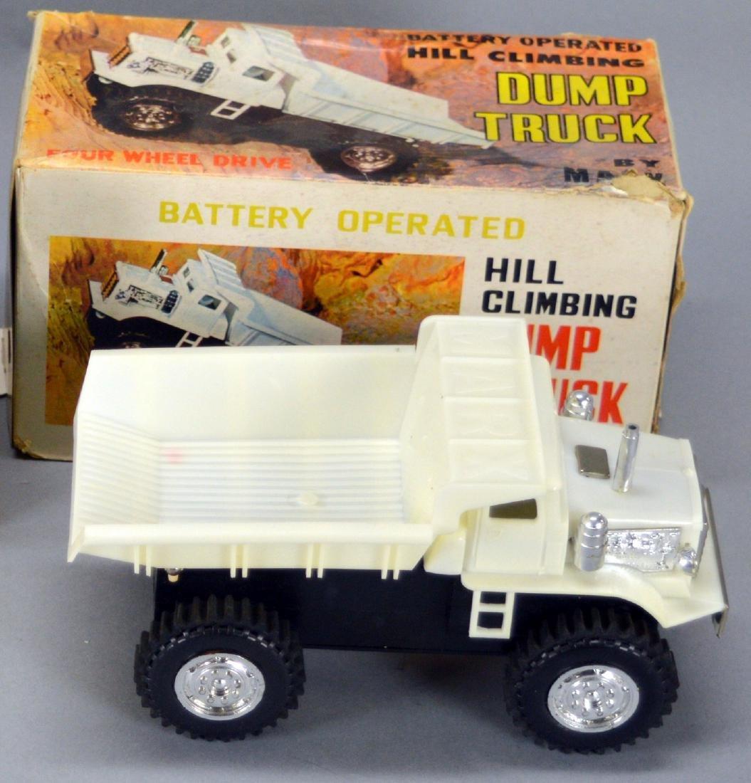 Marx Dump Truck