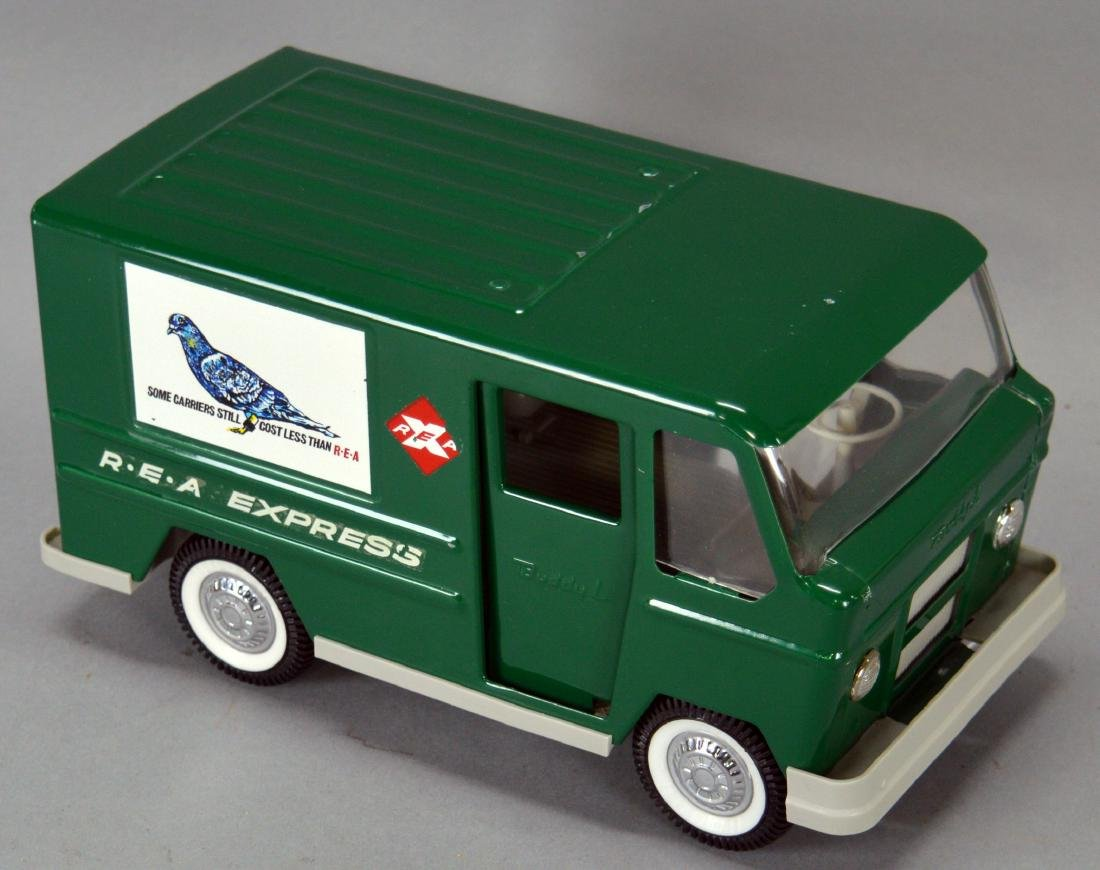 Buddy L  1/16-Scale R.E.A. Express Delivery Van Truck