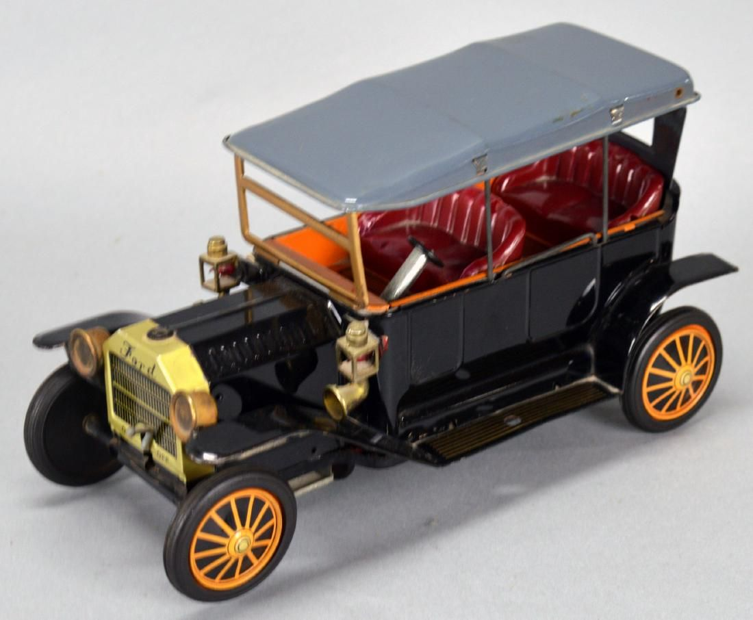 Battery Operated Ford Car