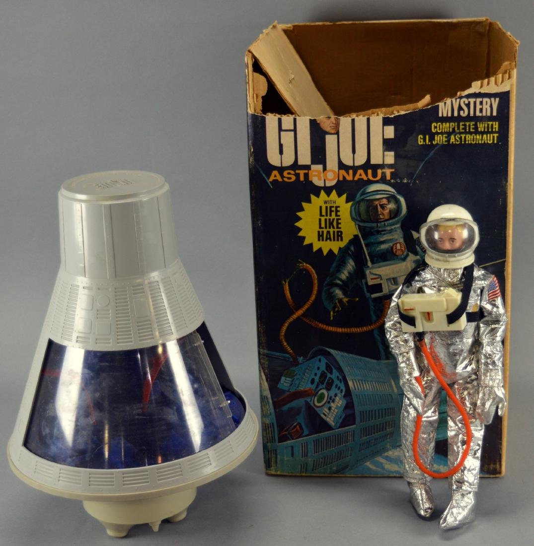 "Hasbro G.I. Joe Astronaut ""Spacewalk Mystery"""
