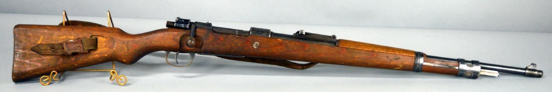 Mauser? Mod 98 Bolt Action Rifle