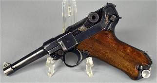 Luger S/42 9mm Pistol