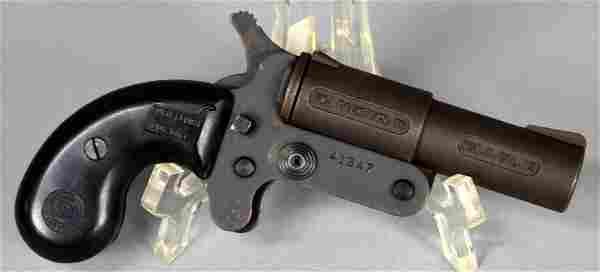 FMJ Mod. D. .45 Single-Shot Pistol