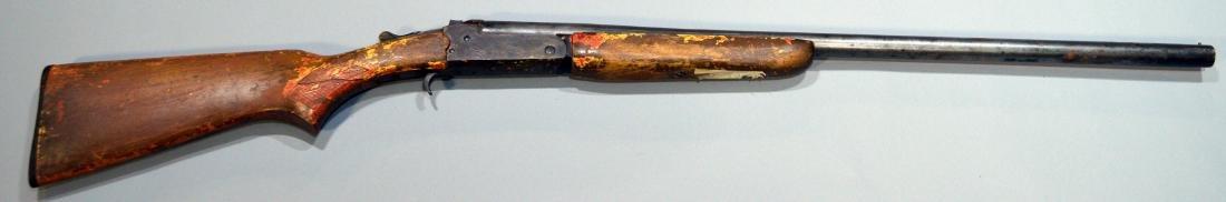Unknown Maker 12 Gauge Shotgun
