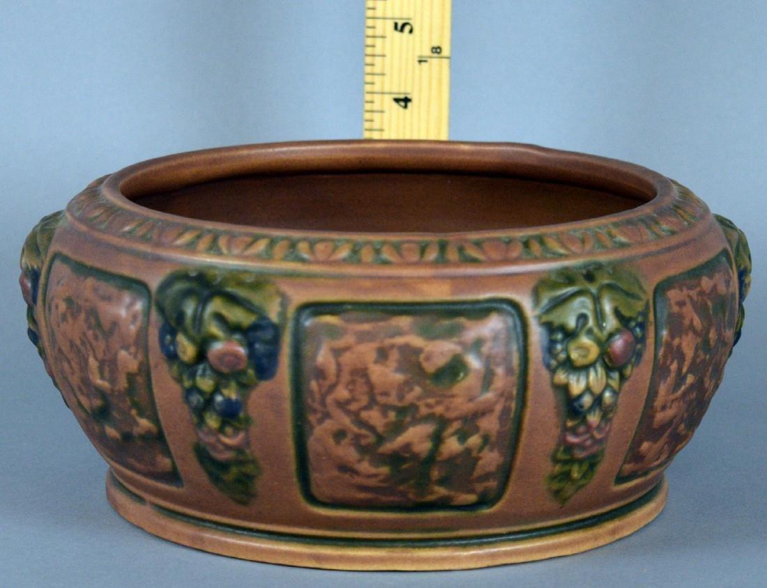 Roseville Florentine Centerpiece Bowl