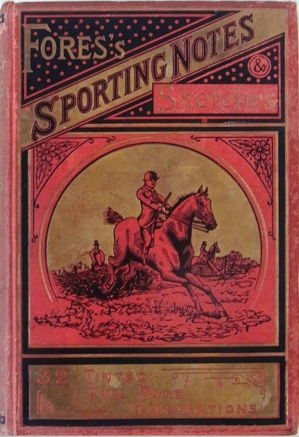 'Fores's Sporting Notes and Sketches'', 12 of 29, ''A Q