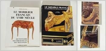 Kjellberg Pierre Le Mobilier Francais Du XVIII Siecl