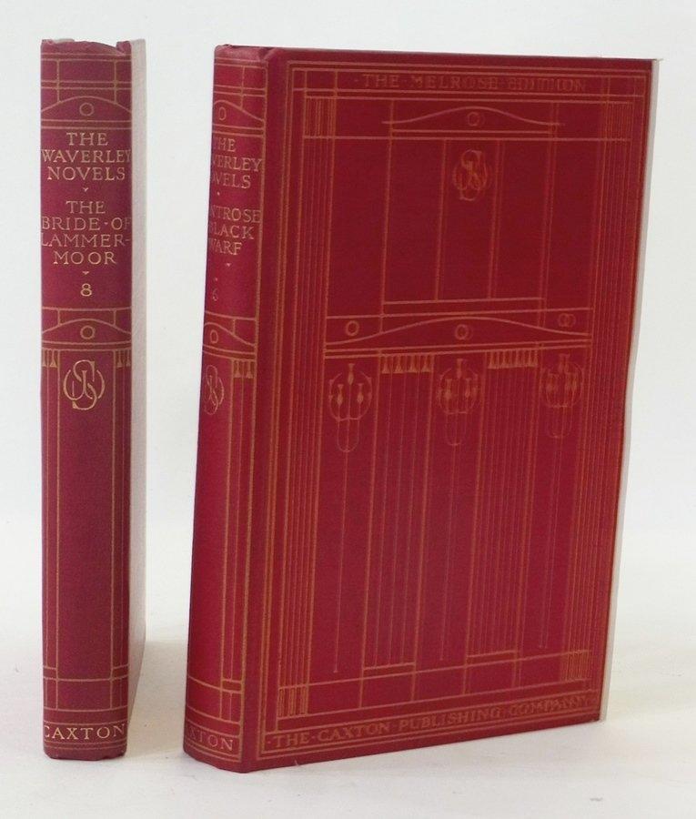 Scott, Sir Walter ''The Waverley Novels...'', The Caxto