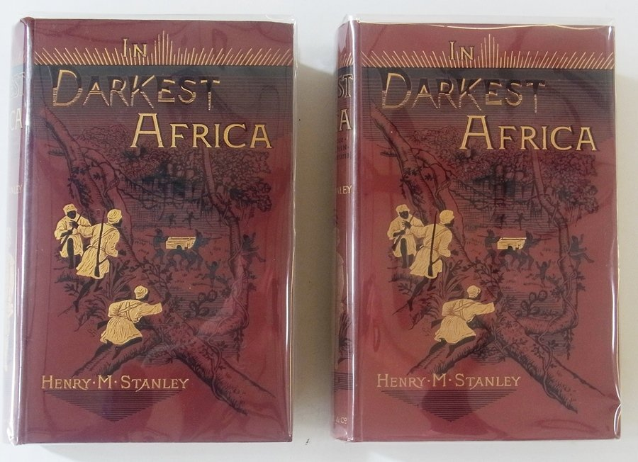 Stanley, Henry M.  ''In Darkest Africa, all the Quest,