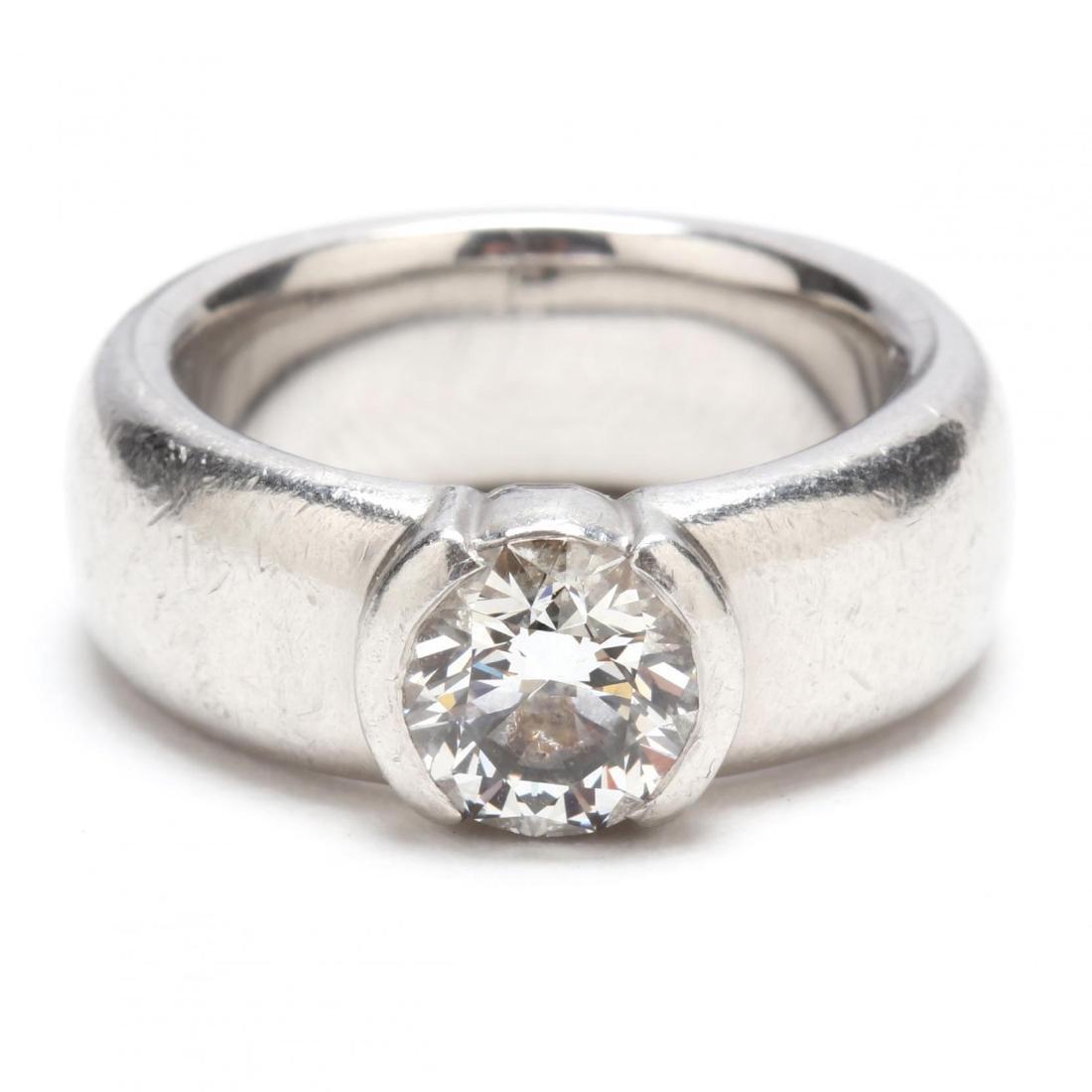 Platinum and Diamond Ring, Tiffany & Co.