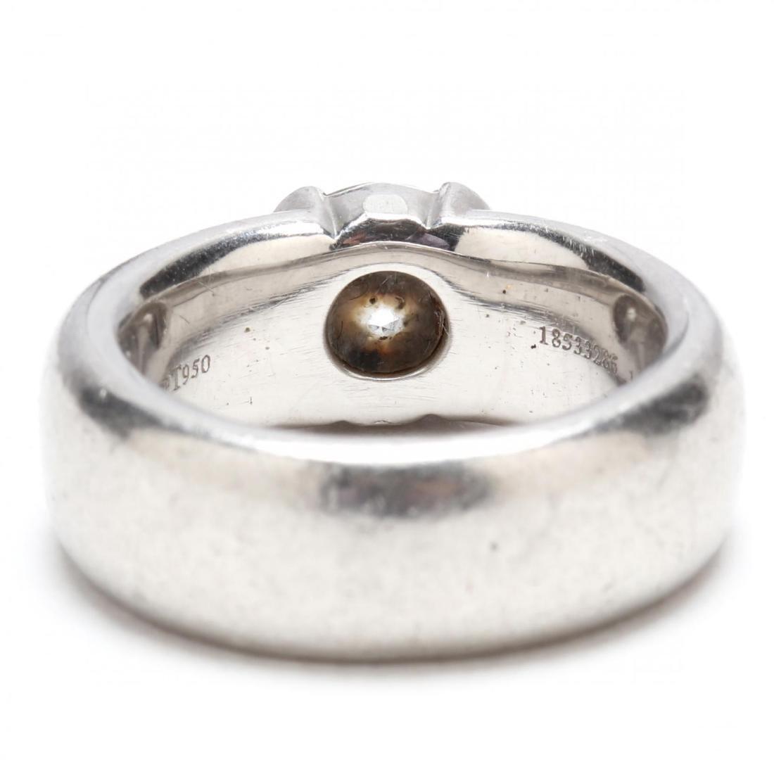 Platinum and Diamond Ring, Tiffany & Co. - 3