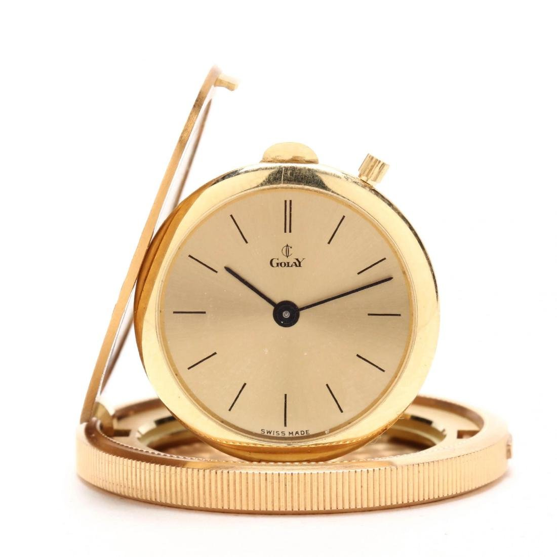 A Twenty Dollar Gold Coin Watch, Golay