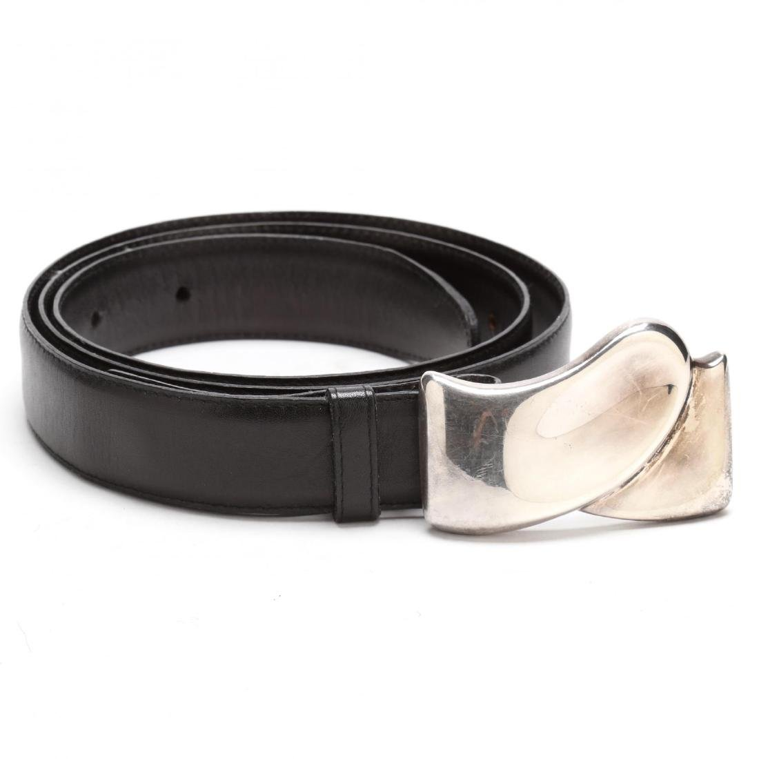 Vintage Sterling Belt, Elsa Peretti for Tiffany & Co.