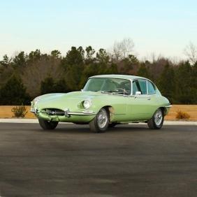 1968 Jaguar XK-E 4.2 2+2 Type 1.5