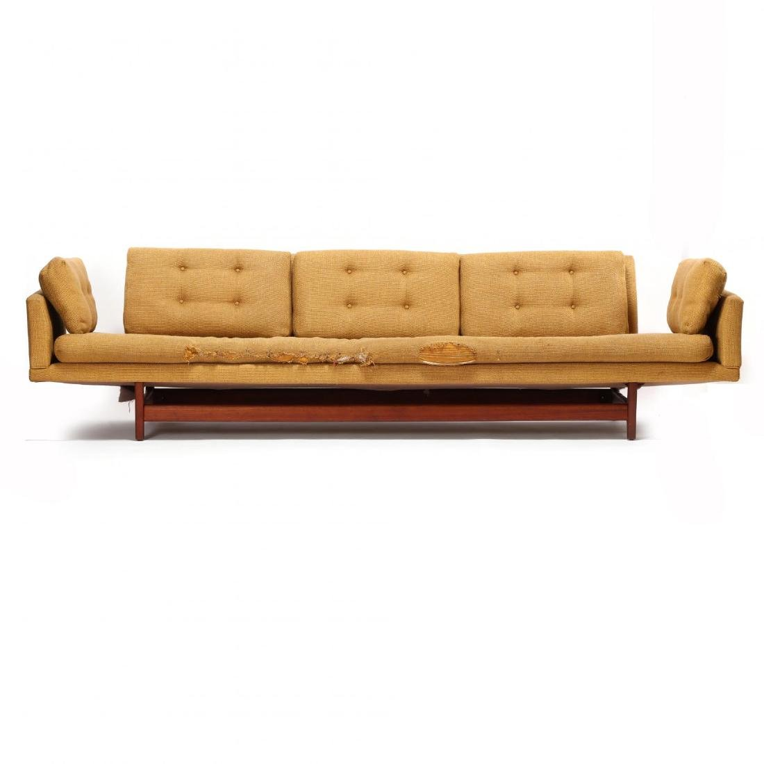 Adrian Persall, Streamlined Modernist Sofa