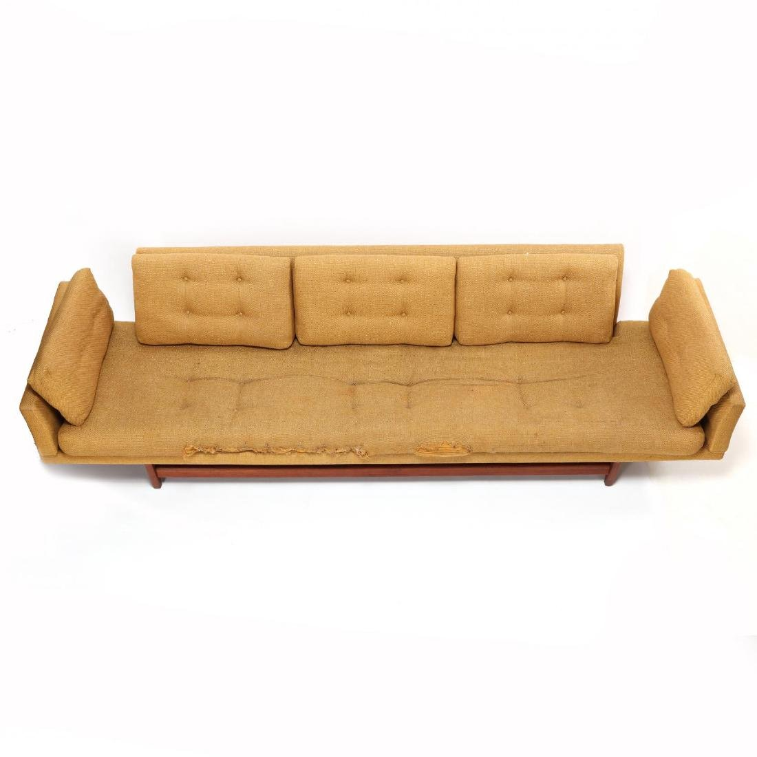 Adrian Persall, Streamlined Modernist Sofa - 2