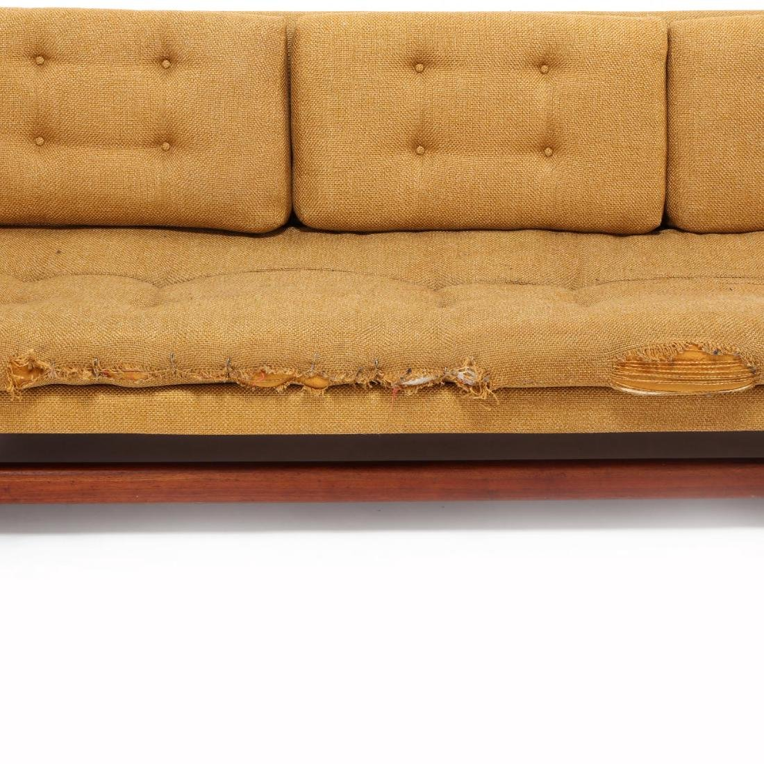Adrian Persall, Streamlined Modernist Sofa - 3