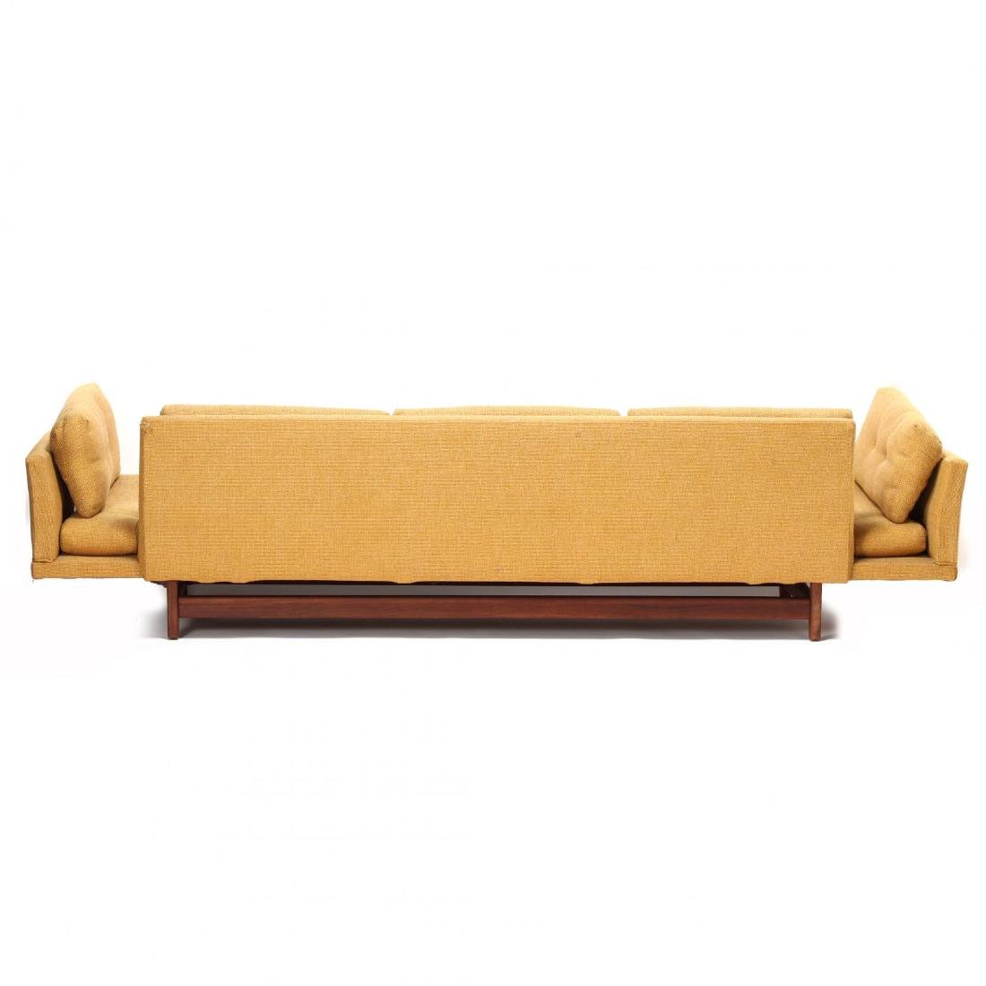 Adrian Persall, Streamlined Modernist Sofa - 5