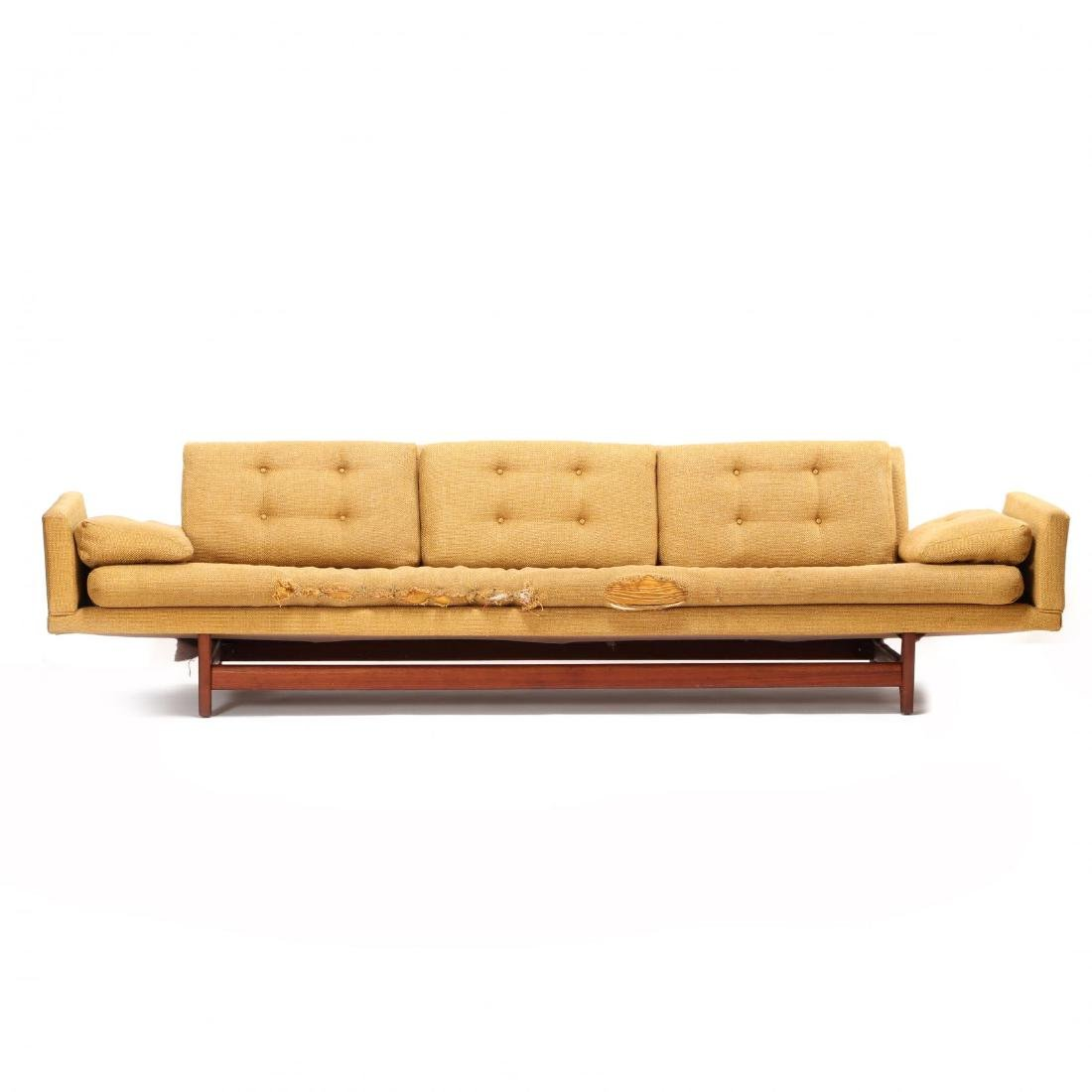 Adrian Persall, Streamlined Modernist Sofa - 6