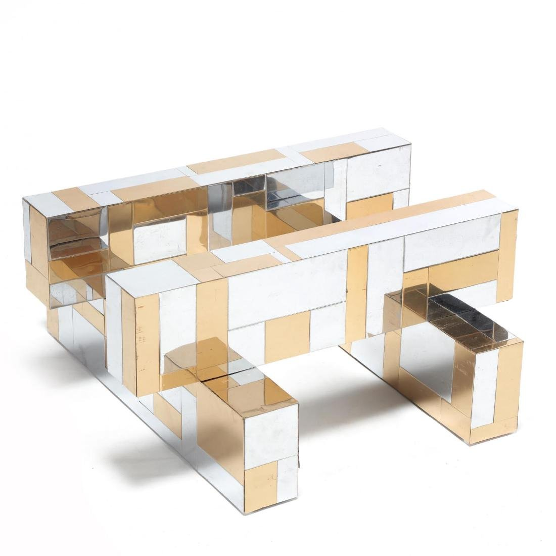 Paul Evans, Cityscape Coffee Table