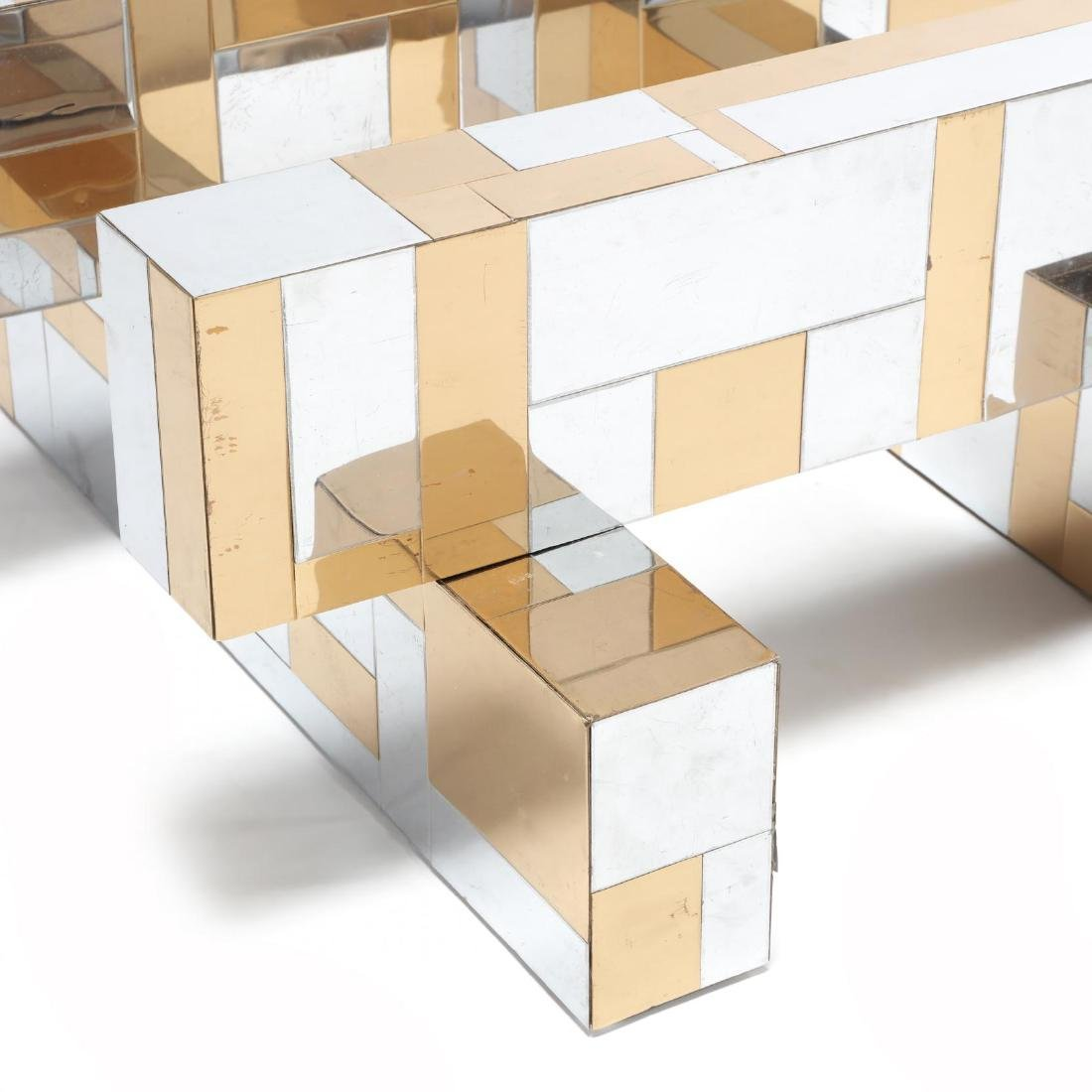 Paul Evans, Cityscape Coffee Table - 2