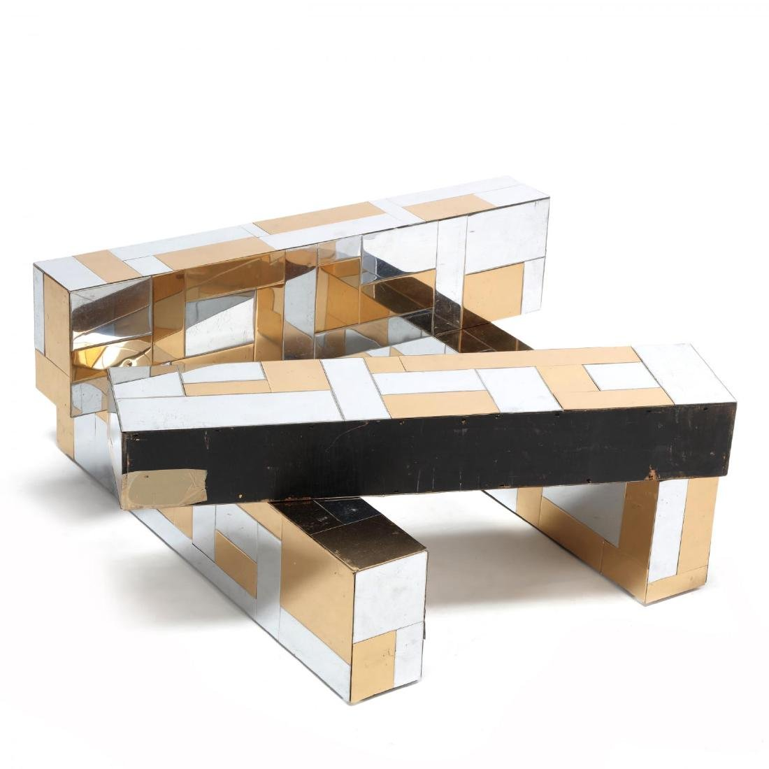 Paul Evans, Cityscape Coffee Table - 3