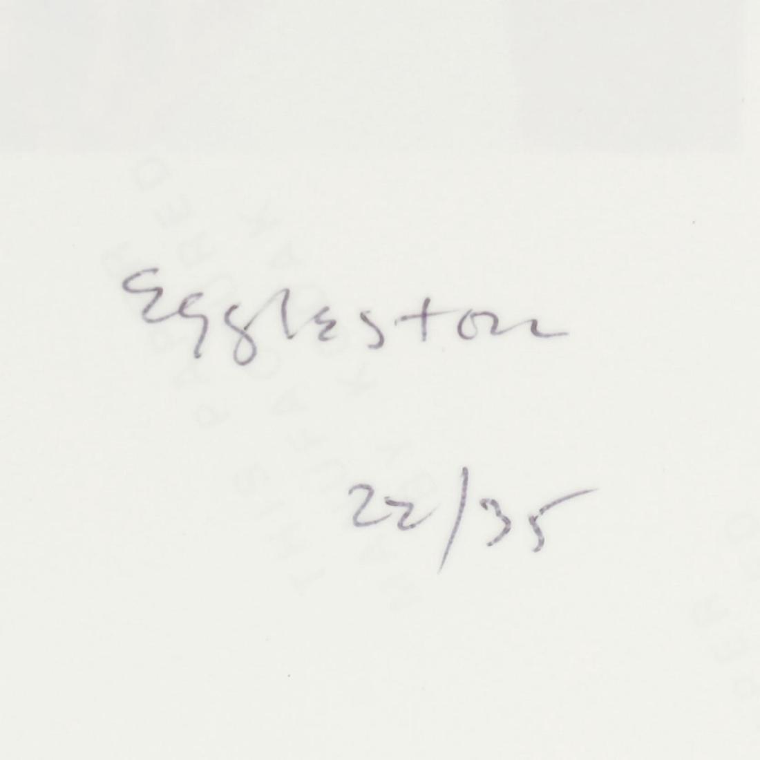 William Eggleston (American, b. 1939), Untitled from - 3