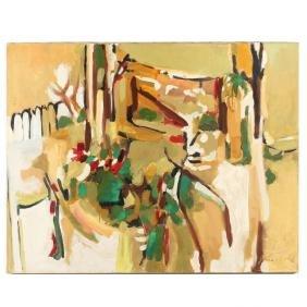 Maud Gatewood (NC, 1934-2004), Untitled