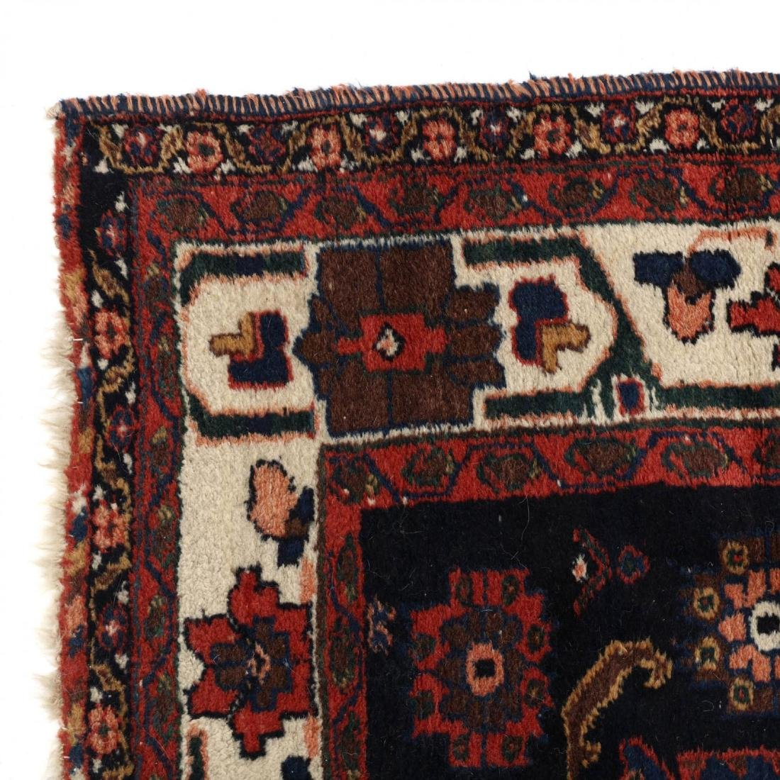 Persian Tribal Rug - 2