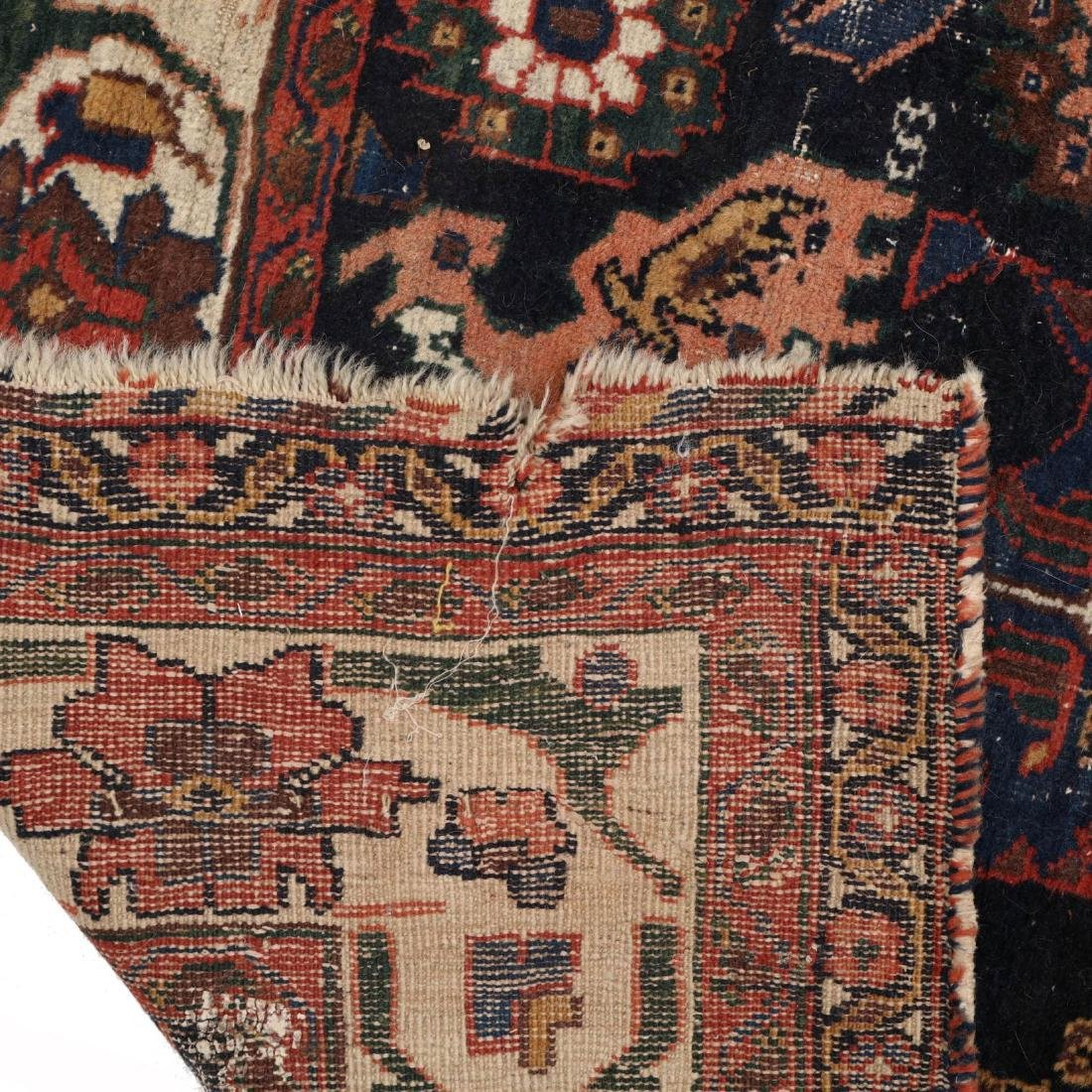 Persian Tribal Rug - 4