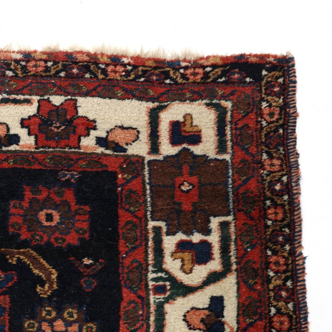 Persian Tribal Rug - 5