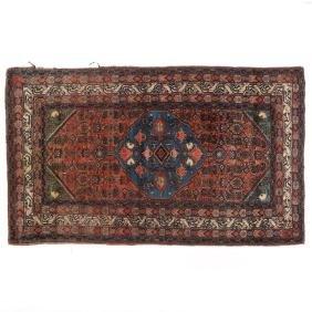 Semi Antique Malayer Area Rug