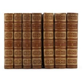 Complete First American Octavo Edition of Audubon's