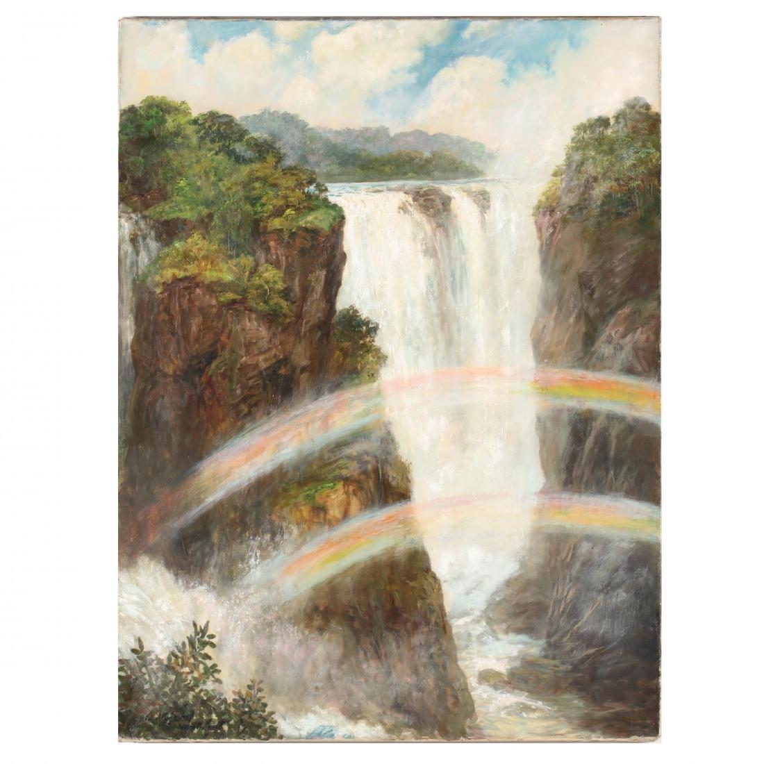 Richard Bertram Ogle (Br., 1889-1976),  Victoria Falls