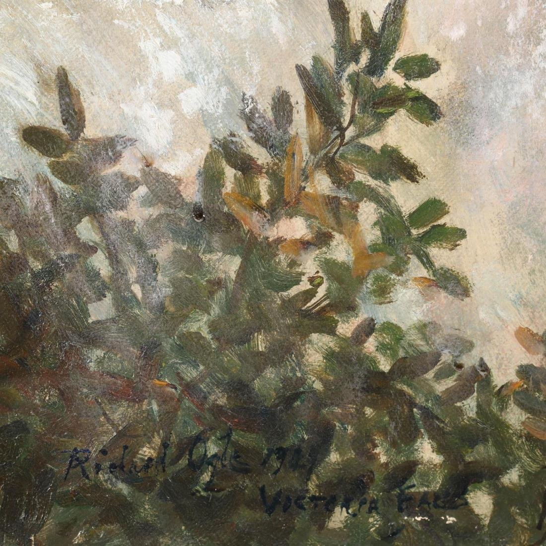 Richard Bertram Ogle (Br., 1889-1976),  Victoria Falls - 2