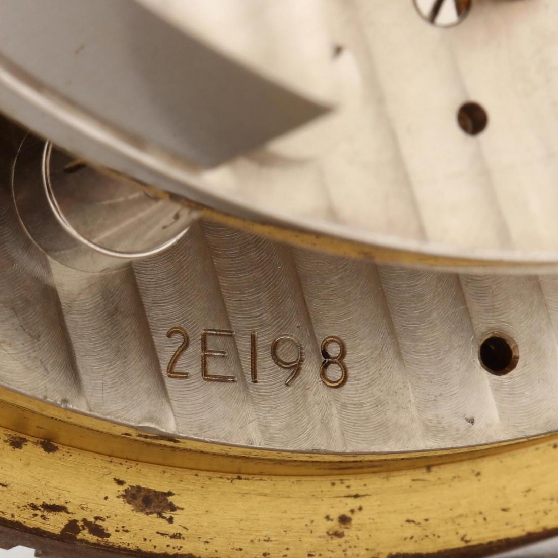 Hamilton Model 21 Ship's Chronometer - 10