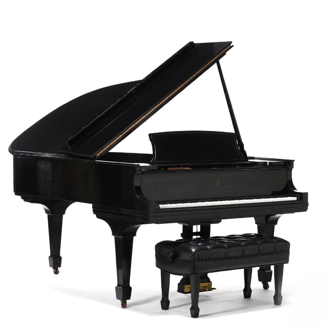 Steinway & Sons Model A Grand Piano