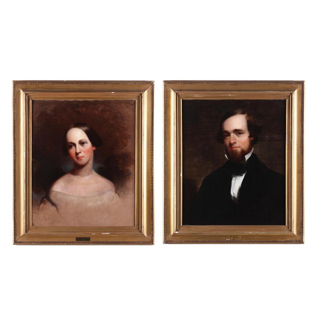 att. John Neagle (PA, 1796-1865), Portraits of Charles