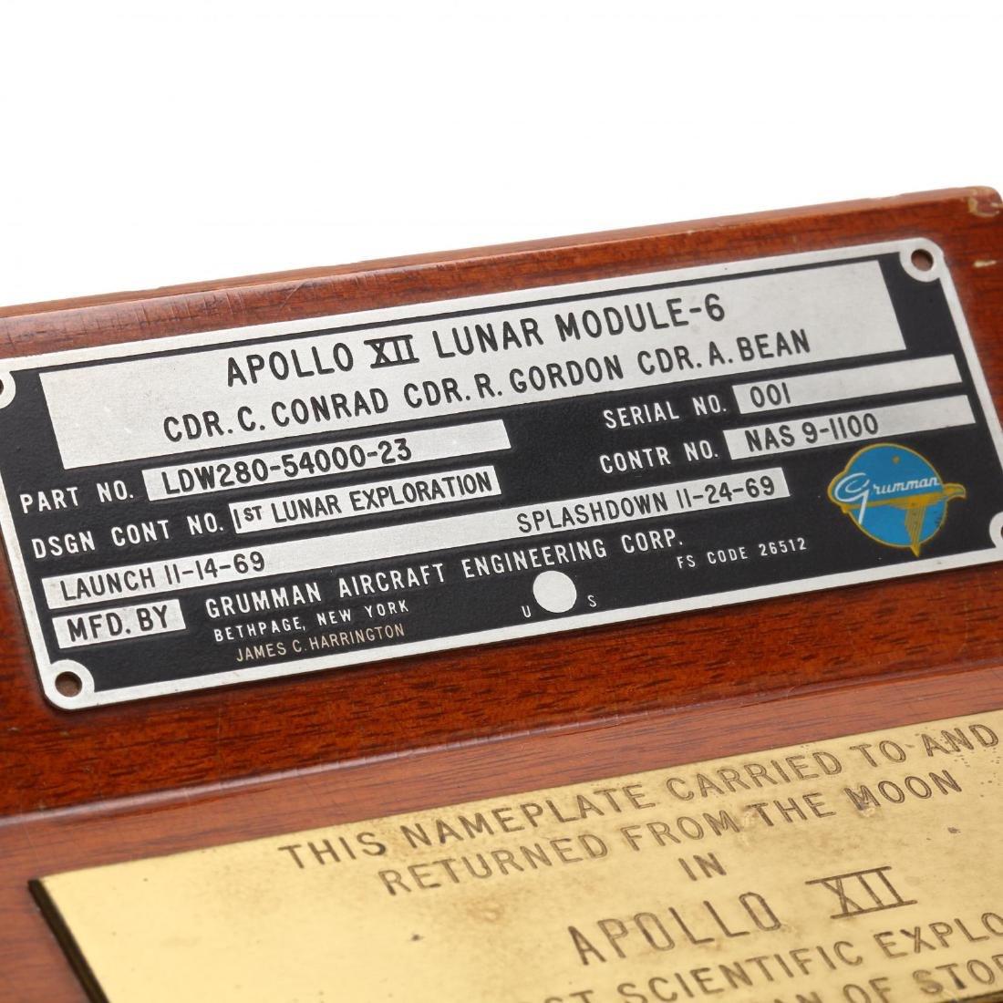The Fourth Known Apollo 12 Lunar Module  Intrepid - 2