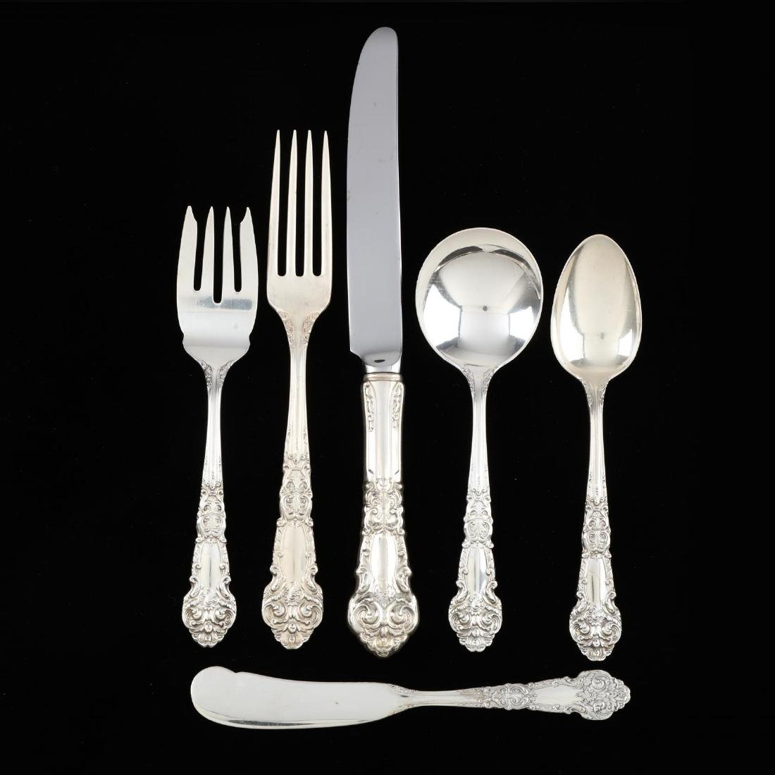 "Reed & Barton ""French Renaissance"" Sterling Silver"